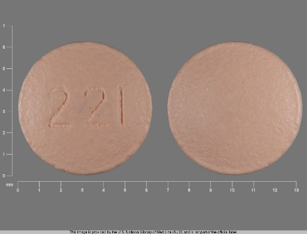 221: (0006-0221) Januvia 25 mg Oral Tablet by Merck Sharp & Dohme Corp.