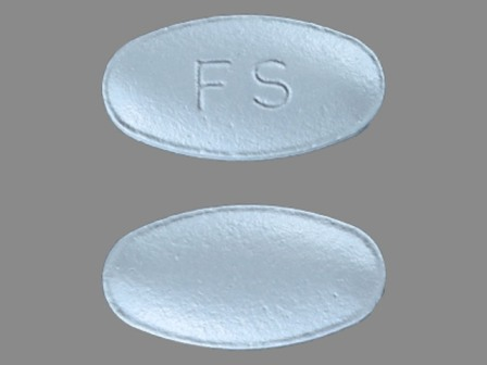 FS: (0069-0242) 24 Hr Toviaz 4 mg Extended Release Tablet by Physicians Total Care, Inc.