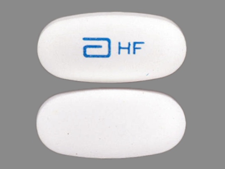 a HF: (0074-3826) 24 Hr Depakote 250 mg Extended Release Tablet by Abbvie Inc.