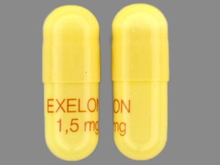 Exelon 1 5mg: (0078-0323) Exelon 1.5 mg Oral Capsule by Physicians Total Care, Inc.
