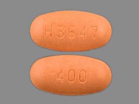 H3647 400: (0088-2225) Ketek 400 mg Oral Tablet by Physicians Total Care, Inc.