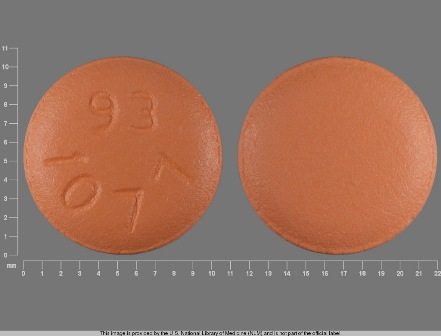 93 1077: (0093-1077) Cefprozil 250 mg Oral Tablet by Teva Pharmaceuticals USA Inc