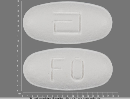 a FO: (0093-2060) Fenofibrate 145 mg Oral Tablet by Teva Pharmaceuticals USA Inc