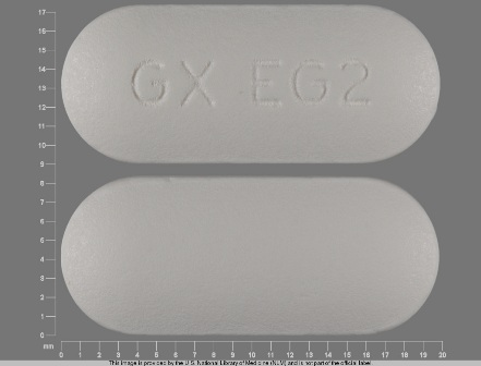 GX EG2: (0173-0394) Ceftin 500 mg Oral Tablet by Glaxosmithkline LLC