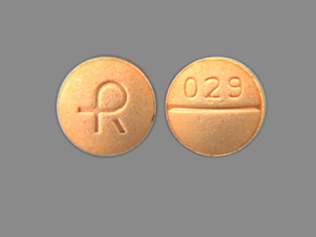 R 029: (0228-2029) Alprazolam 0.5 mg Oral Tablet by Kaiser Foundation Hospitals