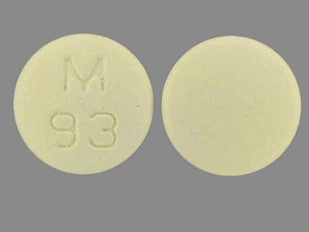 M 93: (0378-0093) Flurbiprofen 100 mg Oral Tablet by Pd-rx Pharmaceuticals, Inc.