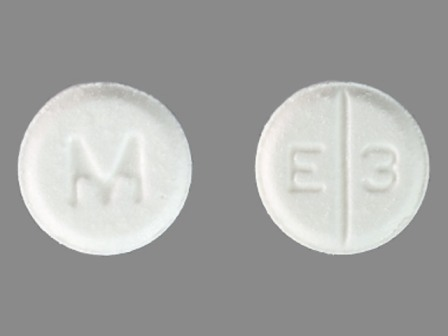 E 3 M: (0378-1452) Estradiol 0.5 mg Oral Tablet by Mylan Pharmaceuticals Inc.