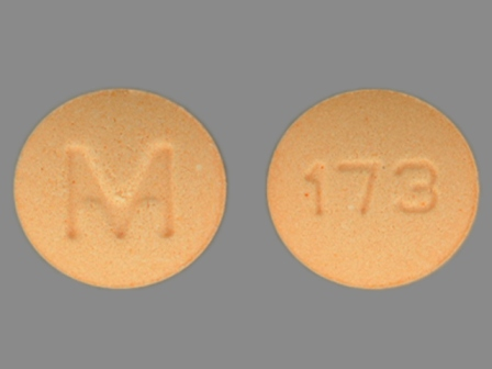 Metolazone 5 mg Oral Tablet by Mylan Pharmaceuticals Inc.