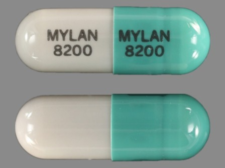 MYLAN 8200: (0378-8200) Ketoprofen 200 mg 24 Hr Extended Release Capsule by Physicians Total Care, Inc.