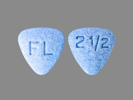 2 1 2 FL: (0456-1402) Bystolic 2.5 mg Oral Tablet by Forest Laboratories, Inc.