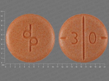 3 0 dp: (0555-0768) Adderall 30 mg Oral Tablet by Barr Laboratories Inc.