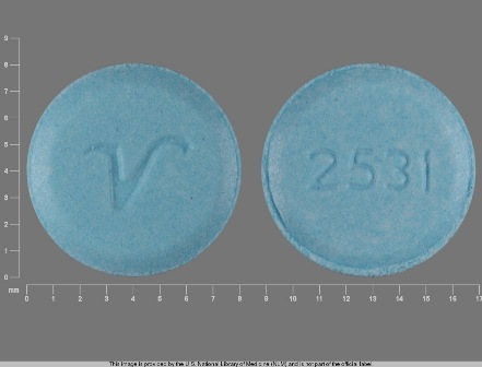 Clonazepam 1 mg blue pill c1