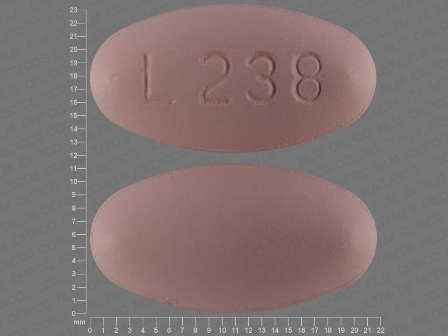 L238: (0603-6348) Hctz 12.5 mg / Valsartan 320 mg Oral Tablet by Qualitest Pharmaceuticals