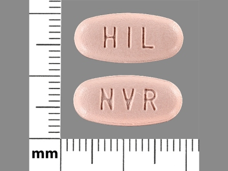 NVR HIL: (0781-5951) Valsartan and Hydrochlorothiazide Oral Tablet, Film Coated by Physicians Total Care, Inc.
