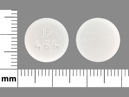 IP 464: (0904-1748) Ibuprofen 400 mg Oral Tablet by Blenheim Pharmacal, Inc.