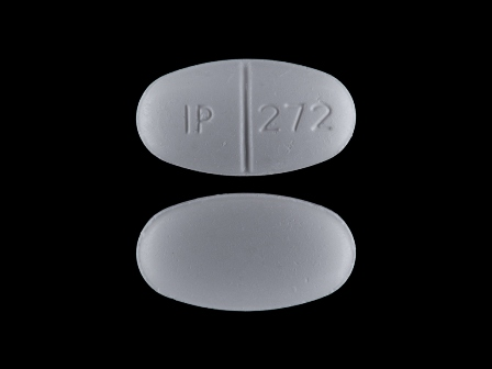 IP 272: (0904-2725) Smx 800 mg / Tmp 160 mg Oral Tablet by Kaiser Foundation Hospitals