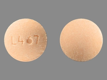L467: (0904-4040) Asa 81 mg Chewable Tablet by Major Pharmaceuticals