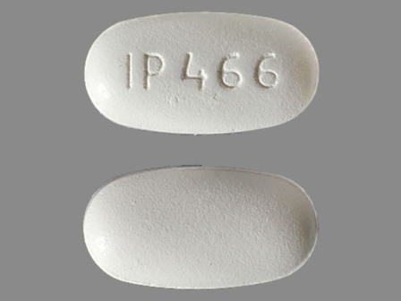 IP 466: (0904-5187) Ibuprofen 800 mg Oral Tablet by Kaiser Foundation Hospitals