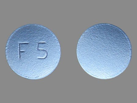 F5: (16729-090) Fin5c 5 mg Oral Tablet by Actavis Inc.