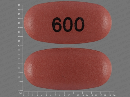 600: (17772-123) 24 Hr Oxtellar 600 mg Extended Release Tablet by Supernus