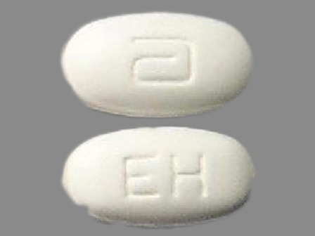 A EH: (24338-124) Ery-tab 333 mg Enteric Coated Tablet by A-s Medication Solutions LLC