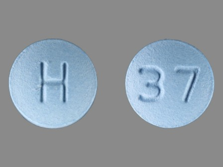H 37: (31722-525) Fin5c 5 mg Oral Tablet by Camber Pharmaceuticals, Inc.