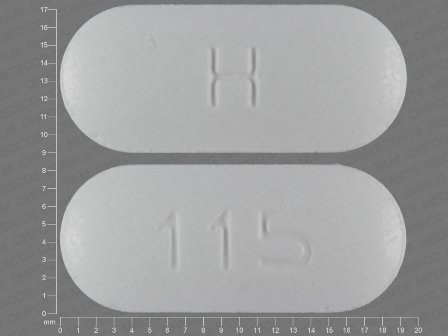 Methocarbamol 750 mg Oral Tablet by Camber Pharmaceuticals, Inc.