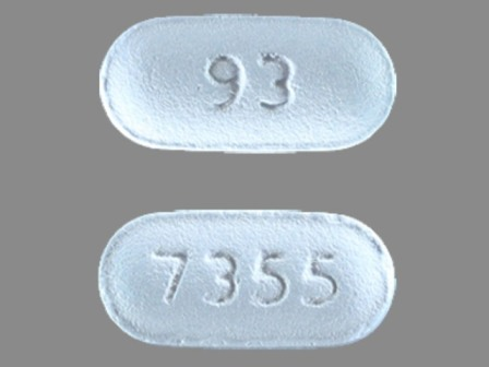 93 7355: (42291-280) Fin5c 5 mg Oral Tablet by Avkare, Inc.