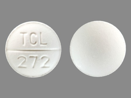 TCL272: (42291-312) Guaifenesin 400 mg Oral Tablet by Avkare, Inc.