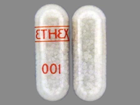 Ethex 001 capsule