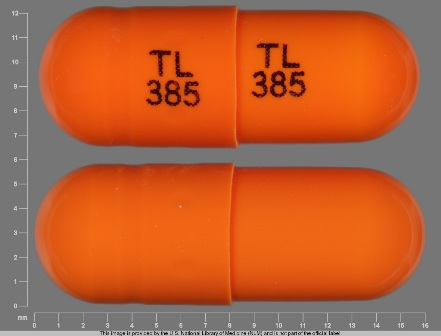 TL385: (59746-385) Terazosin (As Terazosin Hydrochloride) 5 mg Oral Capsule by Stat Rx USA LLC