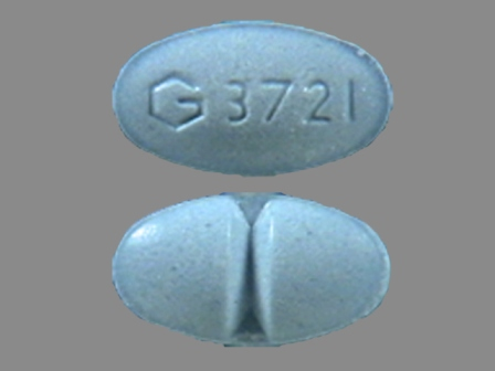 Alprazolam 1 mg Oral Tablet by Greenstone LLC