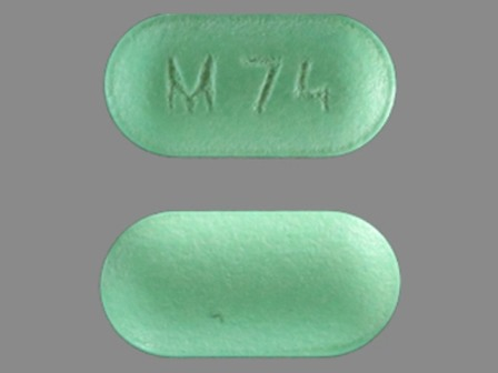 M74: (61570-074) Menest 1.25 mg Oral Tablet by Monarch Pharmaceuticals, Inc.