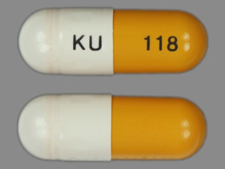 KU 118: (62175-118) Omeprazole 20 mg Delayed Release Capsule by Unit Dose Services