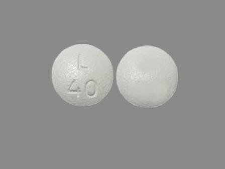 White Pill L40 Medschat