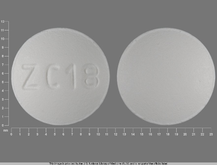 Paroxetine 40 mg (As Paroxetine Hydrochloride 44.44 mg) Oral Tablet by Zydus Pharmaceuticals (Usa) Inc.