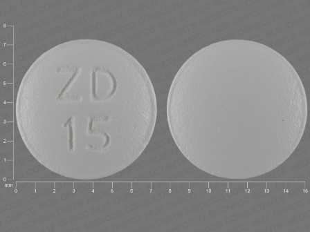 ZD 15: (68382-139) Topiramate 50 mg Oral Tablet by Ncs Healthcare of Ky, Inc Dba Vangard Labs