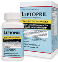 Leptopril Appearance