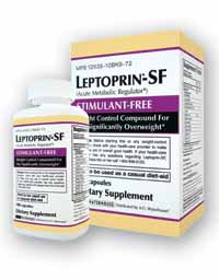 Leptoprin-SF Appearance